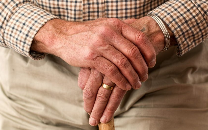 Een woongroep voor ouderen
