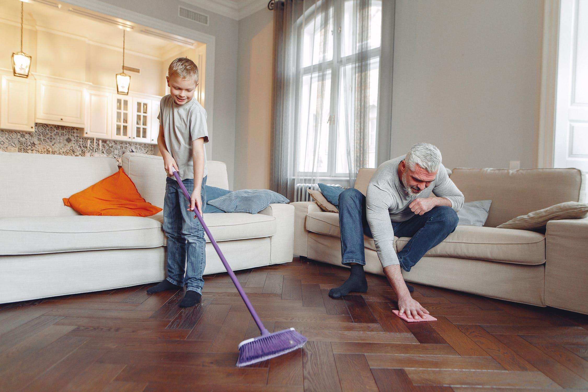 De allerhandigste schoonmaaktips